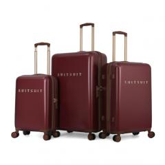 طقم حقائب سفر تروللي ماركة سوت سوت ثلاث قطع
