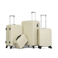 طقم حقائب سفر ماركة فكتوريا-كريمي