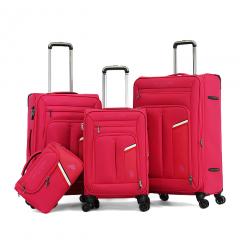 طقم  حقائب سفر ماركه  يواس بولو  -ورود