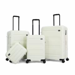 طقم حقائب سفر ماركة فكتوريا-ابيض