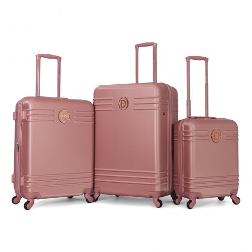 طقم حقائب سفر تروللي ماركة دكني