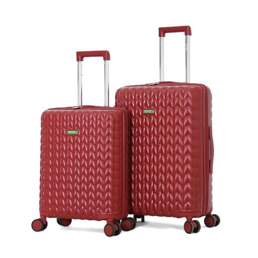 طقم حقائب سفر ماركة بينيتون العالمية