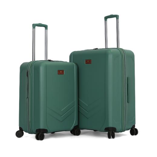 طقم حقائب سفر ماركة فكتوريا-اخضر
