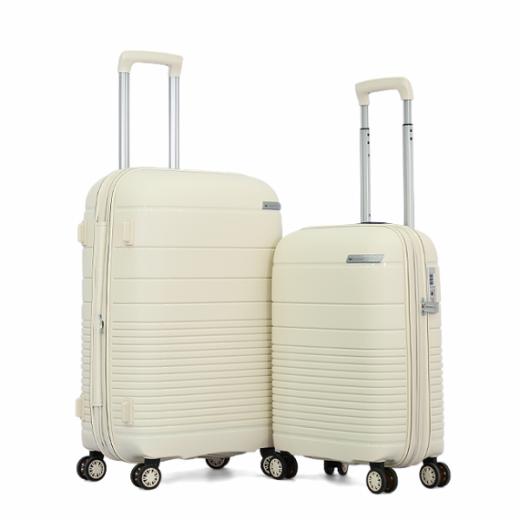 طقم حقائب سفر ماركة فكتوريا-بيج فاتح