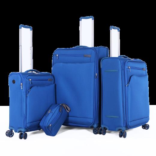 شنط سفر ترولي من فيراج+حقيبة يد