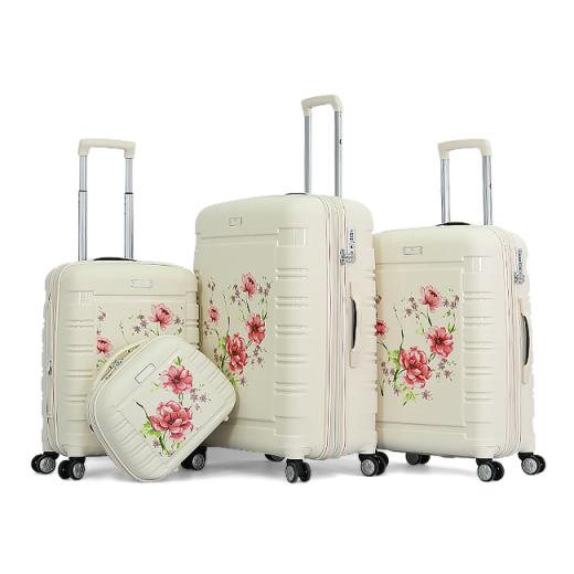 طقم حقائب سفر تروللي ماركة فيكتوريا