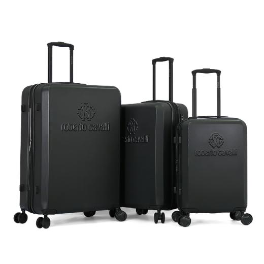 طقم حقائب سفر ماركة روبرتو كافالي العالمية