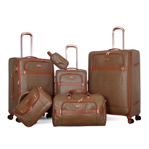 طقم حقائب سفر ماركة فيكتوريا-بني